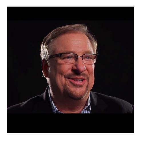 華理克牧師 (Rick Warren)