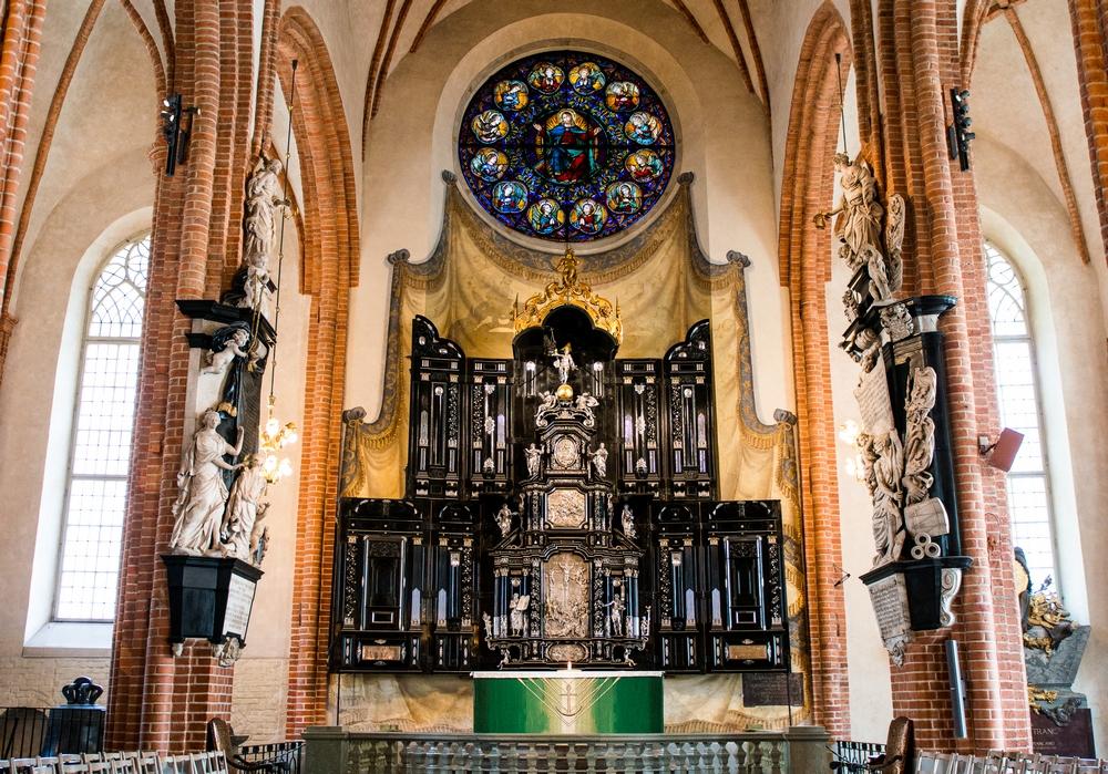 斯德哥爾摩大教堂(Storkyrkan)
