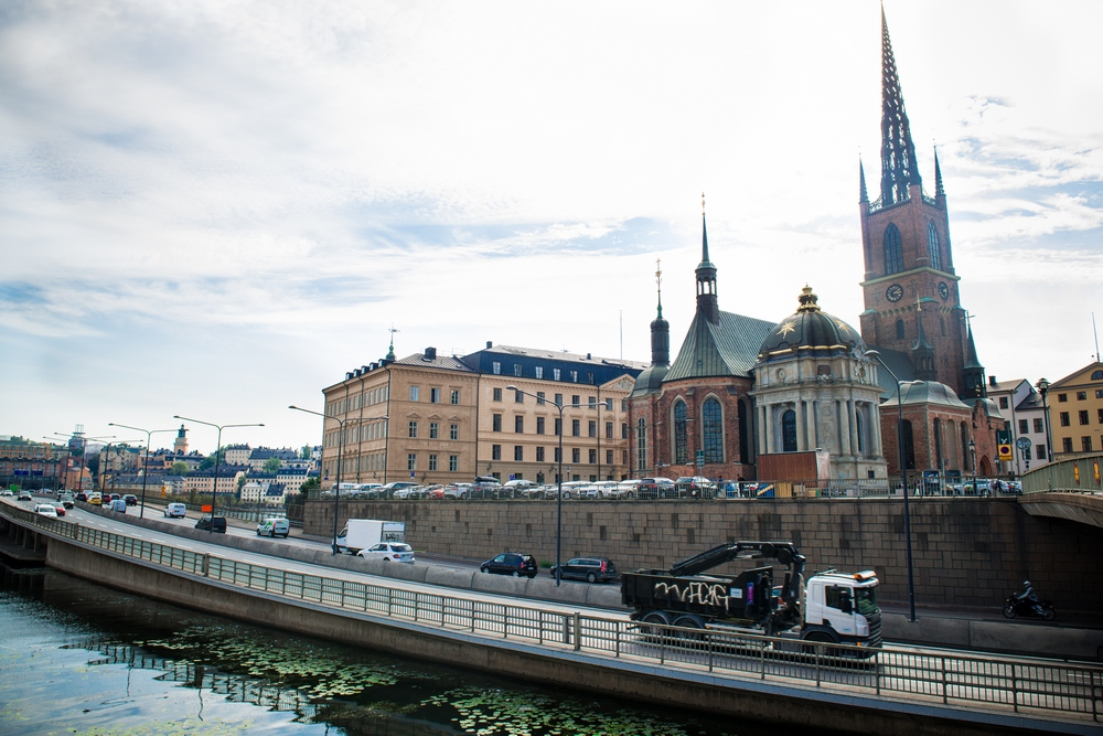 騎士島教堂(Riddarholmskyrkan)