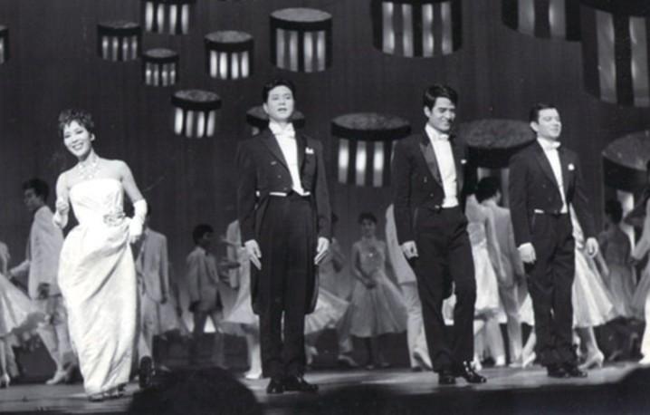 年輕時的林沖紅遍港、台、東南亞等地,曾於日本NHK新年特別節目以及東寶歌舞劇演出。