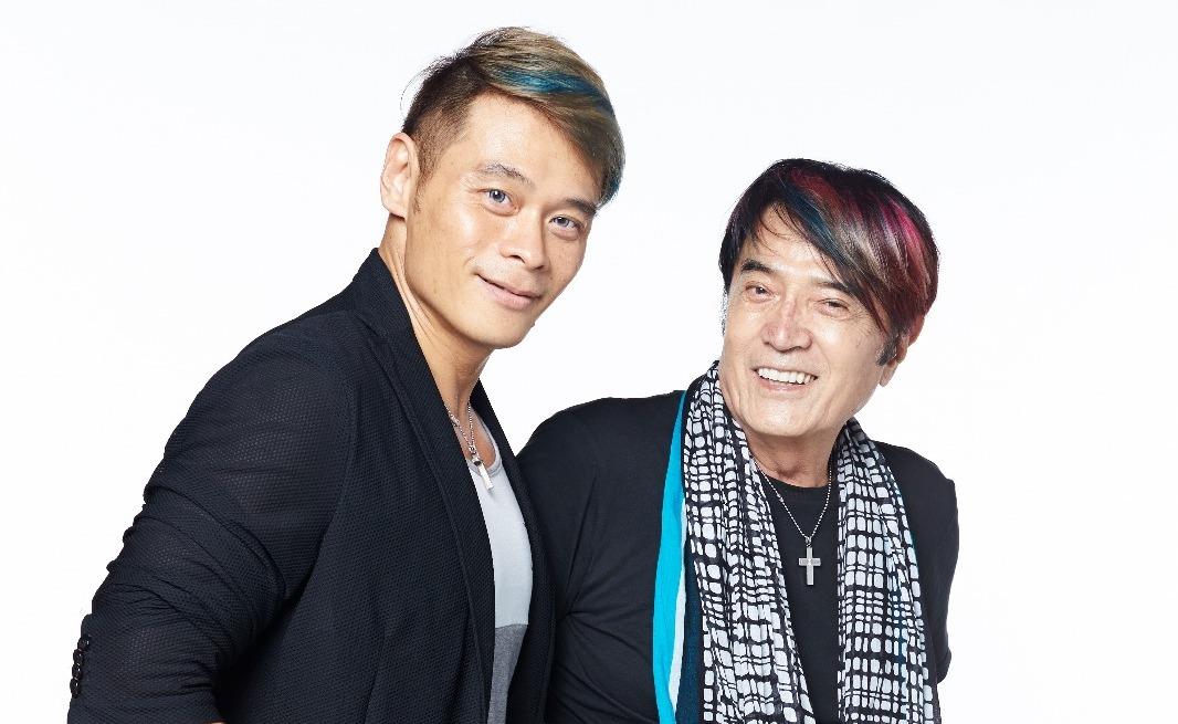 林沖與Kevin情同父子。